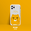 miniature 9 - Official KAKAO Friends BBOBBO Clear Jelly Phone Case +Free Tracking