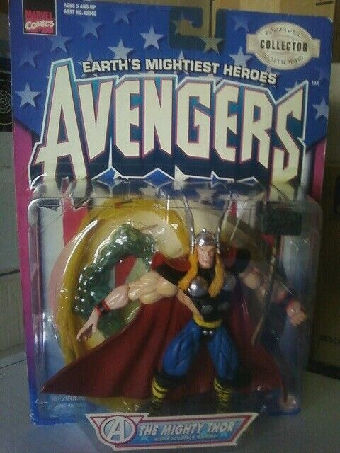 MARVEL COMICS - THE MIGHTY THOR  ACTION FIGURE