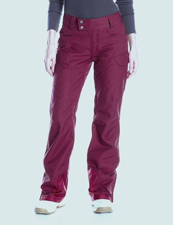 DAKINE Women's PARKpink Snow Pants - pinkwood - Medium - NWT Last One Left
