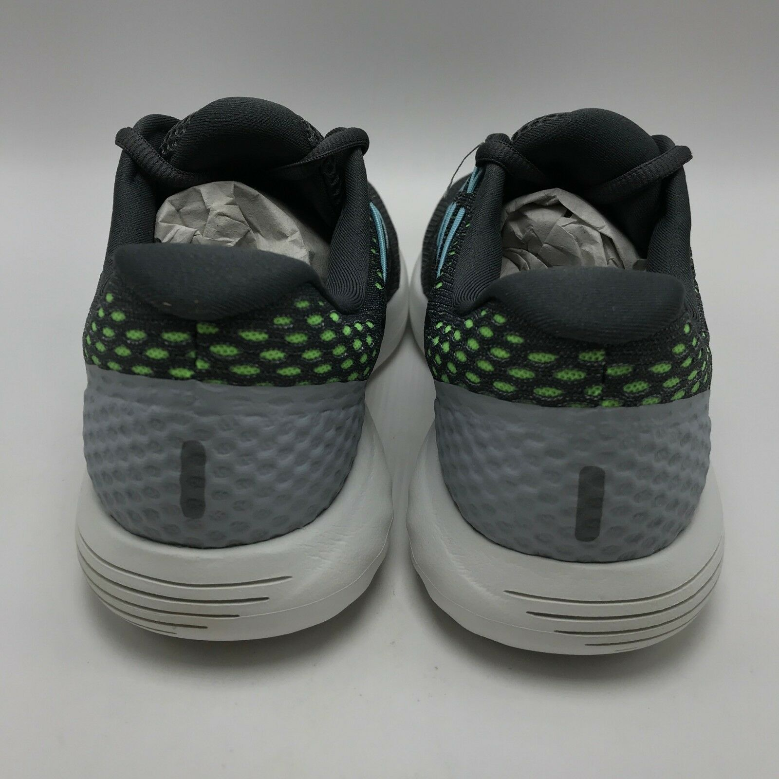 Nike Lunarglide 8 Women's Running shoes Dark Dark Dark Grey Black-Ghost Green 843726-013 716925