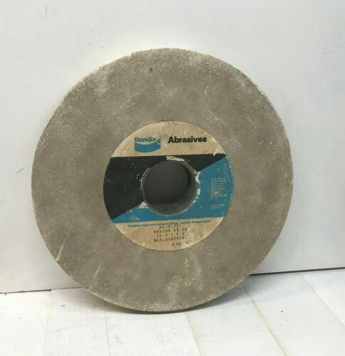 Bendix 10x1x2 48A100-K5-V6 White Grinding Wheel GW011-L-1