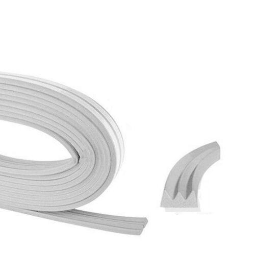ds Parafreddo Para Spifferi Porte Finestre Adesivo Gommato Bianco 0,9cmx6m dfh