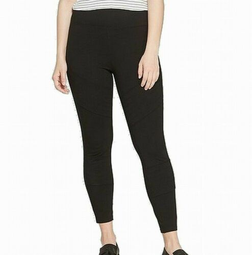 2X 3X New with Tag/'s Women/'s High-Waist Leggings Wild Fable Black 1X