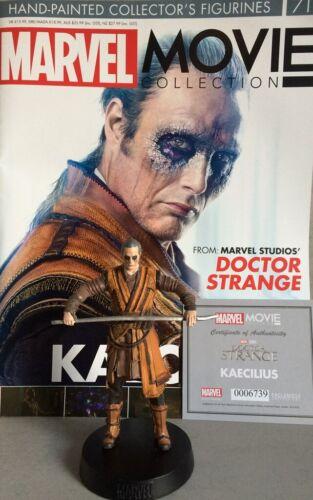 Doctor Strange FIGURINE EAGLEMO MARVEL MOVIE COLLECTION #71 kaecilius FIGURINE