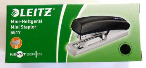 Leitz Miniheftgerät Heftgerät Mini Stapler 5517
