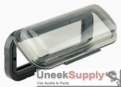 Water-Resistant Marine Boat Car Radio Shield Waterproof Cover Black Stereo
