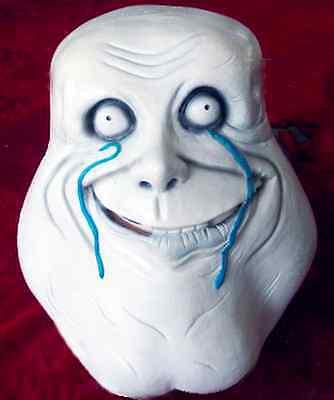 Forever Alone Meme Halloween Mask