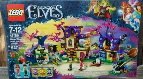 NISB 41185 LEGO Elves Magic Rescue from the Goblin Village