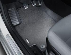 RHD sólo G6143ADE10 Genuino Kia Picanto 2017 /> velour alfombra Mat Set