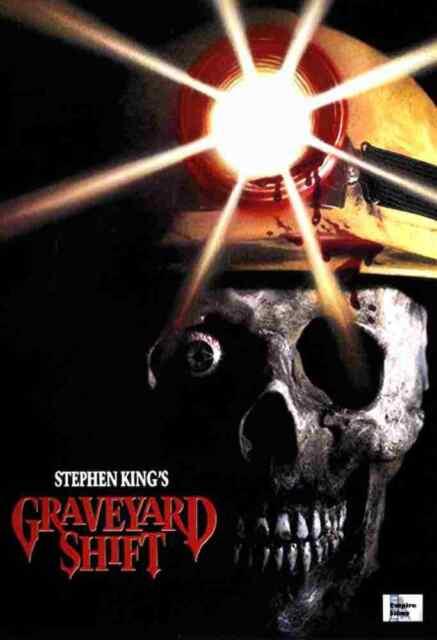 Graveyard Shift - Horror  - David Andrews, Kelly Wolf, Stephen Macht - DVD