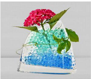 Eau Cristal Mariage Centerpiece Gel Ball Vase Remplisseur Perles Parti Spa Recharge-afficher Le Titre D'origine