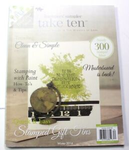 Stampers-Sampler-Take-Ten-Winter-2014-Stampington-Magazine-Back-Issue