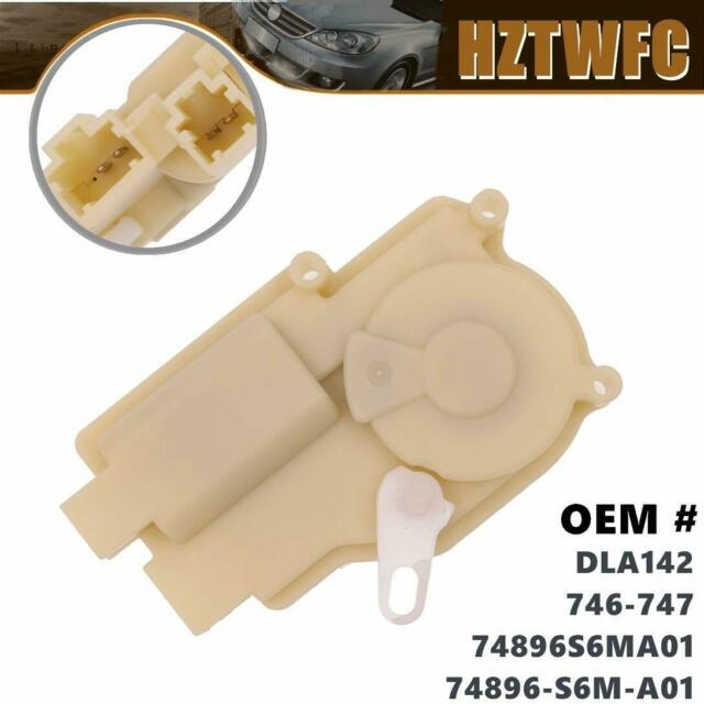 Rear Side Trunk Tail Gate Lock Actuator 74896-S6M-A01 For