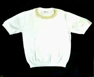 Clinet-twins-ecru-knit-top-with-pearl-embellishments