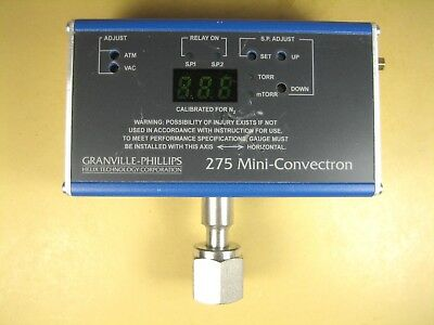 Free Expedited Shipping GRANVILLE-PHILLIPS 275 MINI-CONVECTRON 275905-EU
