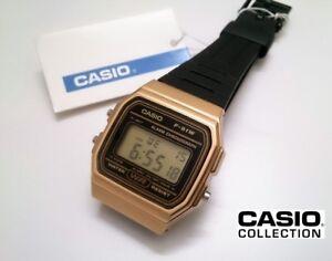 Reloj-Digital-CASIO-F-91WM-9AEF-SPORT-Golden-Cronometro-Temporizador