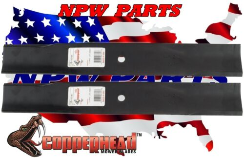 2 Pack Rotary Lawn Mower Blades Fit Toro 27-0990 27-0990-03 44-5480