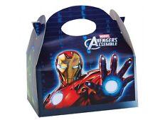 16 Marvel Avengers es Popcorn Cibo Cestino Del Pranzo Festa Di Compleanno