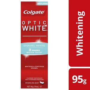 Colgate Optic White Enamel White Whitening Toothpaste 95g