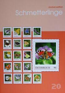 ME20-Schmetterlinge-Butterflies-Osterr-20-W-KB-PM-2019-selbstklebend