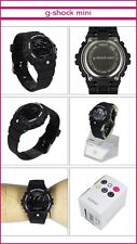 New Casio GMN-691-1AJF Black Wrist Watch G-shock Mini Japan import With Tracking