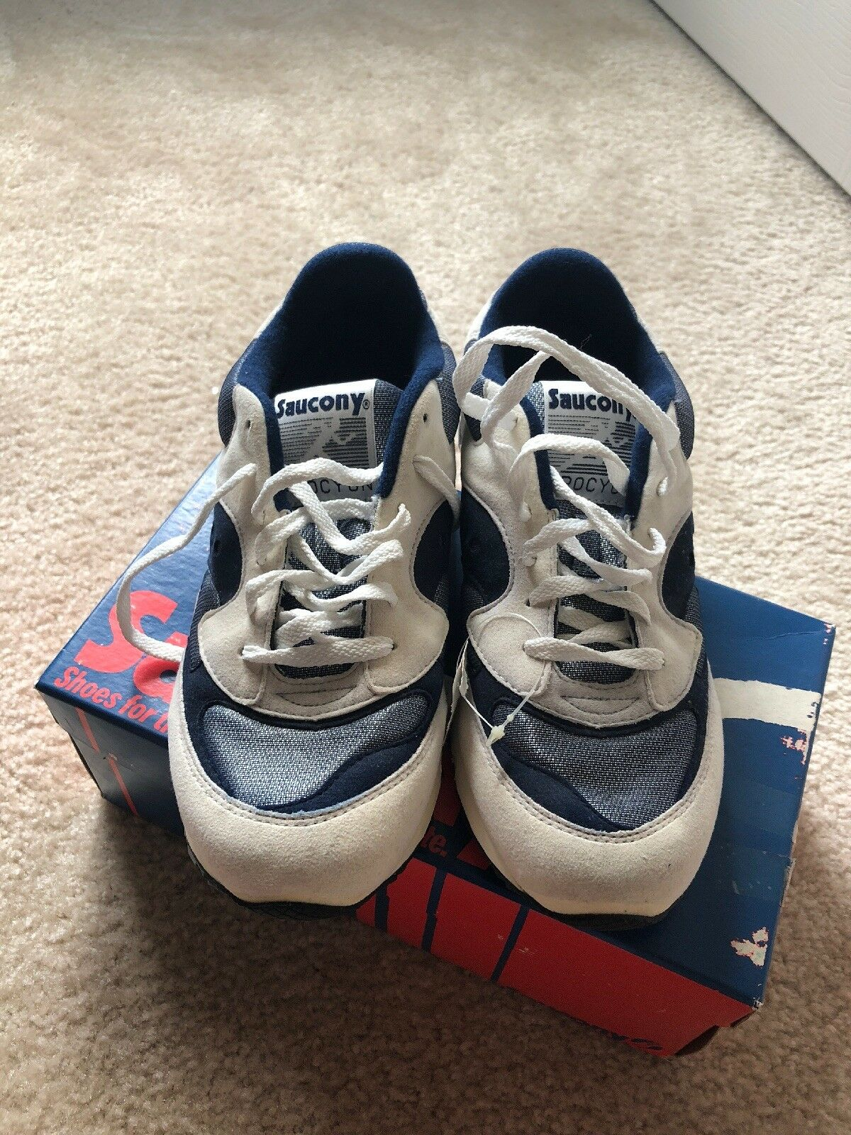 RARE Vintage Saucony Procyon NEW WITH BOX
