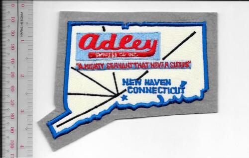 New Haven Vintage Trucking /& Van Lines Connecticut Adley Express Co Connecticu