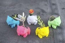 Pokemon go, Bulbasaur Planter, 3d printed, 3D printed, cute, monster, geekery