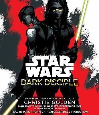 Dark Disciple: Star Wars, Golden, Christie, Good Book