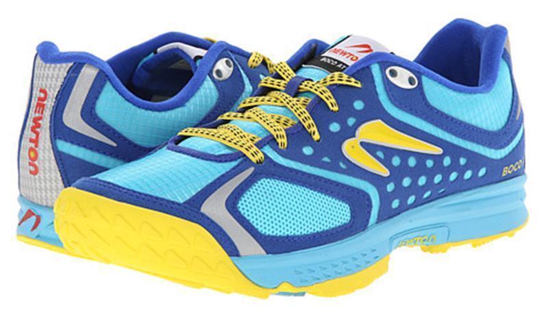 Newton BOCO AT Women's Running shoes Sports Training Athletics Triathlon NEW