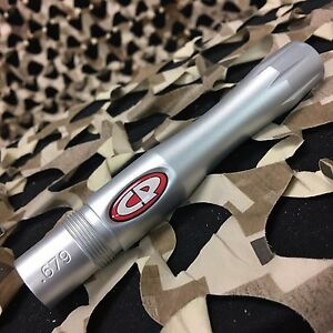 New Custom Products Cp 2 Piece Barrel Back Cocker .693 Dust Silver