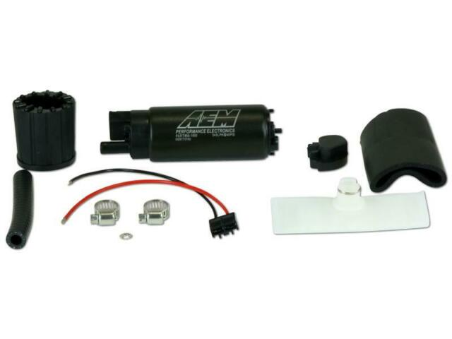 AEM 340lph High Flow In-tank Pompe à Carburant Kit (offset Inlet) 50-1000 GSS341