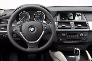 2008-2009 BMW X6 Series E71 Video Interface Add TV DVD iPhone ...