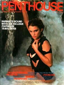 Penthouse Magazine 1982 Vol.17 No.2 Making Millions From