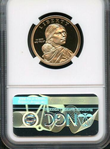 2019 S Sacagawea $1 Mary Golda Ross NGC PF70 Ultra Cameo Brown Label