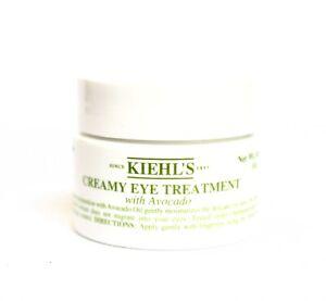 KIEHL-039-S-Creamy-Eye-Treatment-with-AVOCADO-5-Oz-Travel-Sz-NEW-FREE-SAME-DAY-SHIP