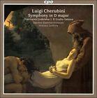 Luigi Cherubini: Symphony in D major (CD, Jun-1998, Cpo)