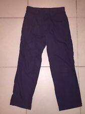 Pantalon Homme Toile Timberland Bleu Marine T.31 = T.28