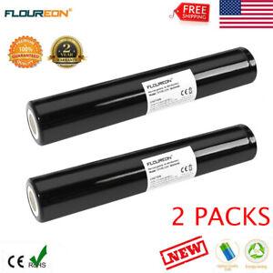 2x3-6V-3000mAh-Rechargeable-Battery-for-Streamlight-Stinger-HP-75175-75375-75302