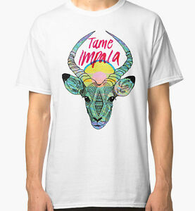 6642952ad680 Image is loading Tame-Impala-Men-039-s-White-Tees-Shirt-