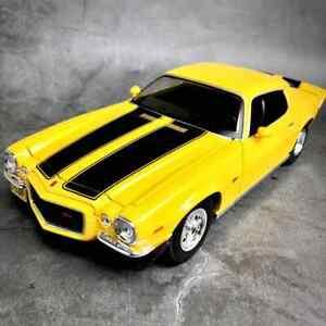 1971-Chevrolet-Camaro-1-18-Edicion-Especial-Coche-Modelo-Diecast