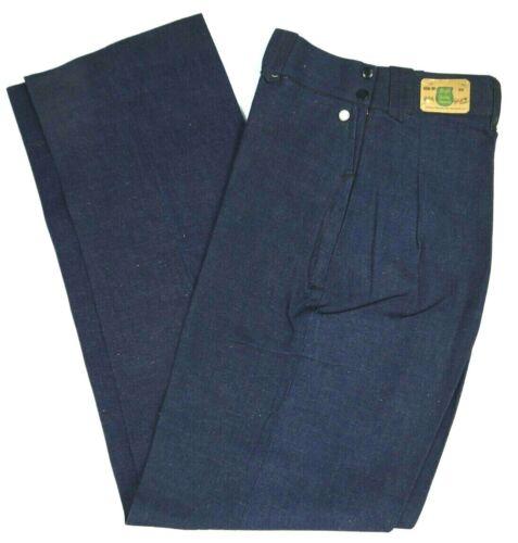 Vintage 50s Dickson Jenkins Denim Jeans Sanforized