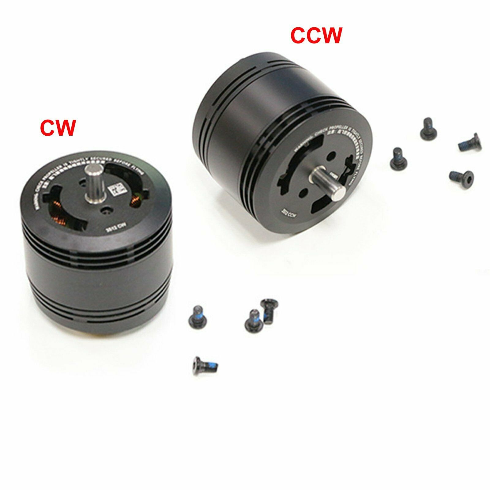 For DJI Inspire 2 Drone Original 3512 Motor CCW  CW Motor Repair Part Accessories  consegna lampo