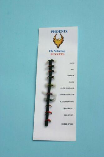 Phoenix Buzzer Selection