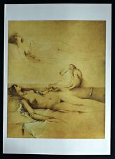 Michael Parkes Death of Cleopatra Print