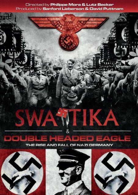 Swastika/Double Headed Eagle - The Nazification of Germany 1973 DVD