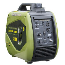 Sportsman 2,200-Watt Dual Fuel Powered Inverter Generator