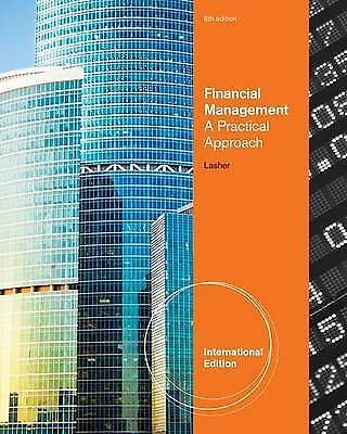 Practical Financial Management by LASHER
