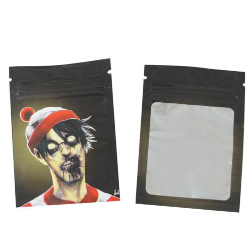 1g Cookies Dry Tobacco Retail Bag Packaging Hot Sale Zipper Bags