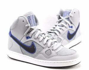 NIKE MEN'S SHOES SON OF FORCE MID SNEAKERS 616281-014 MEN'S SZ: 9.5 ONLY